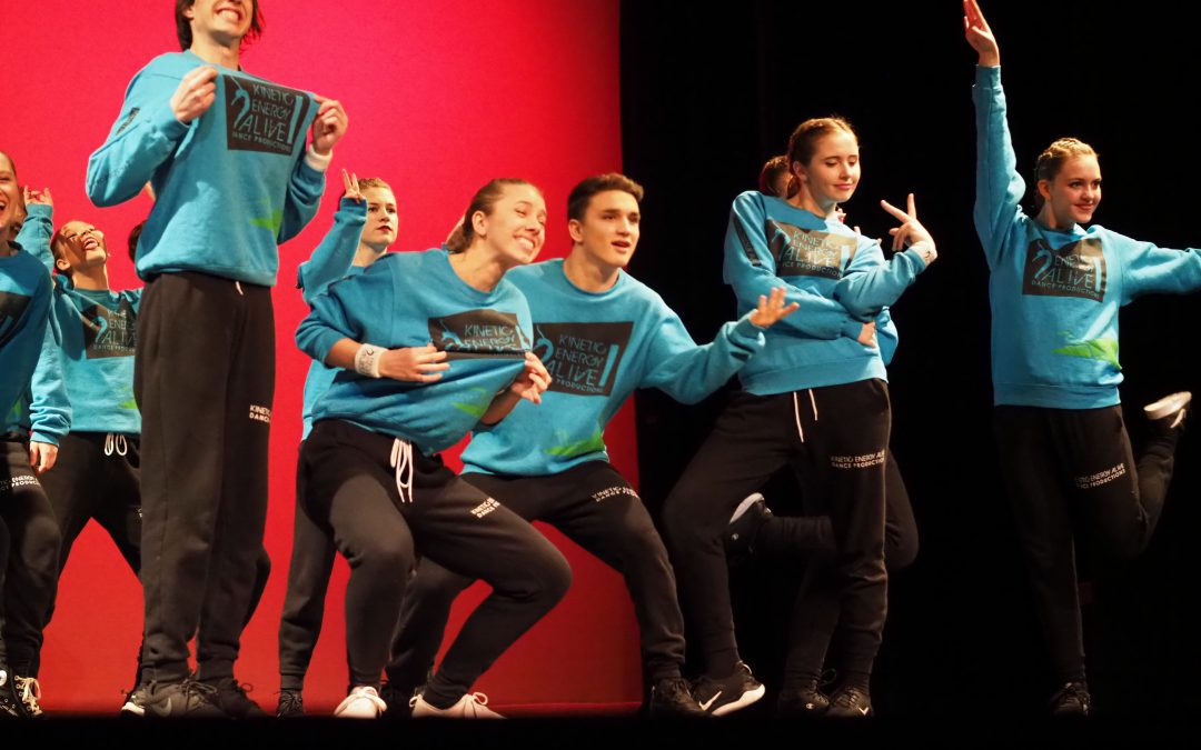 Teen Intermediate Hip Hop